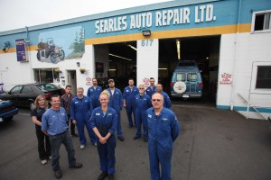 SEARLES AUTO REPAIRS CO LTD company