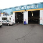 Searles Auto Repair - Outside Picture of Workshop Front