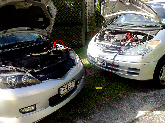 Car Won't Start? How To Jump Start Your Vehicle